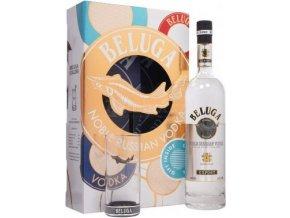 Beluga Noble 0,7l dárkový box se skleničkou