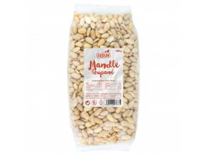 Mandle loupané medium 1 kg Wolfberry