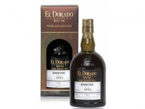 El Dorado Enmore 1993 Rare collection 56,5% 0,7l