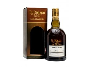 El Dorado Versailles 2002 Rare Collection 63% 0,7 l