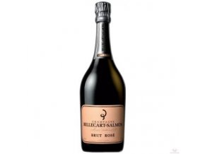 Billecart Salmon Brut Rose dárkový box 0,75l