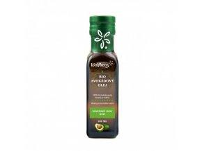 BIO Avokádový olej 100 ml Wolfberry