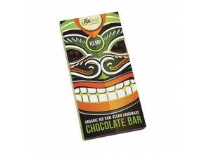 cokolada s konopnym seminkem lifefood raw bio 70 g
