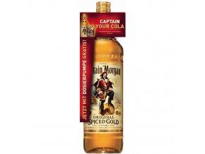 Captain Morgan Spiced 3 l