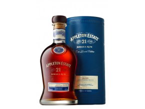 Rum Appleton Estate 21YO 0,7l 43% v tubě