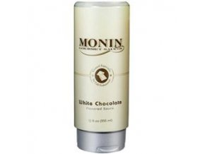 Monin Sauce White chocolat 0,5l