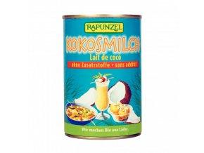 BIO Kokosové mléko 400ml RAPUNZEL