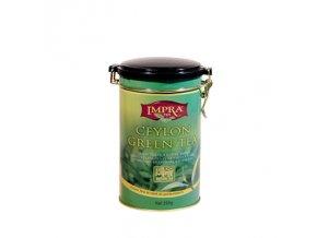 Čaj Impra Gunpowder - střelný prach - zelený čaj 250 g