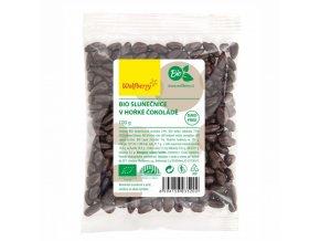 slunecnice v horke cokolade wolfberry bio 100 g