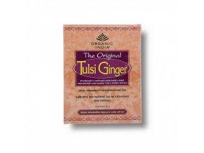 tulsi ginger organic india bio 50 g