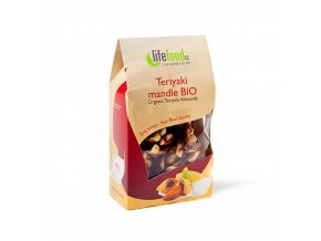 BIO Teriyaki mandle 90g Lifefood