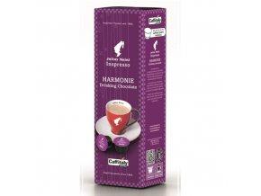 Kapsle Julius Meinl Inspresso Harmonie Drinking chocolate 10 ks