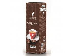 Kávové kapsle Julius Meinl Inspresso Caffe Creme Melodie 10 ks