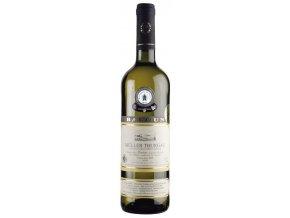 Vinařství Baloun Muller Thurgau pozdní sběr 2016 0,75l