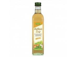 ocet z bileho vina rapunzel bio 500 ml