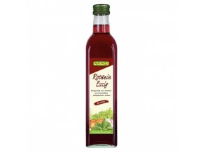 BIO Ocet z červeného vína 500ml Rapunzel