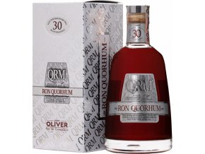 Rum Quorhum 30 YO 40% 0,7 l