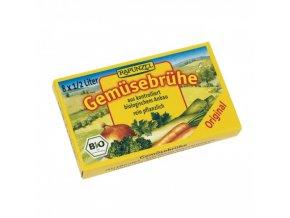 zeleninovy vyvar v kostce rapunzel bio 8 ks