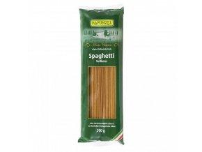 spagety celozrnne rapunzel bio 500 g