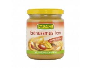 BIO Arašídová pasta jemná 250g Rapunzel