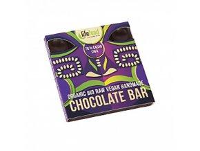 cokolada 70 kakao s chia seminky raw lifefood bio 35 g