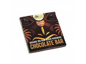 cokolada 95 kakao se skorici raw lifefood bio 35 g