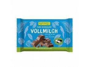 BIO Čokoláda mléčná 100g Rapunzel