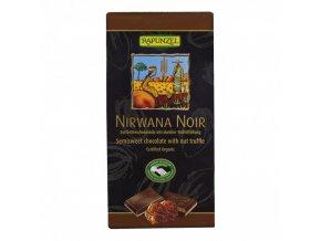 cokolada nirwana horka rapunzel bio 100 g