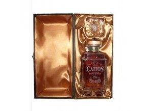 Blended Whisky Cattos 25 y 0,7 l