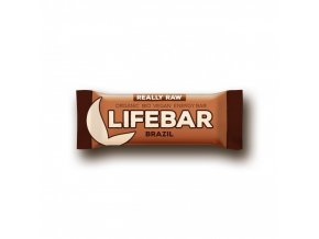 lifebar brazilska lifefood bio 47 g