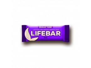 BIO Lifebar fíková tyčinka RAW 47g Lifefood
