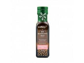 BIO Mandlový olej 100ml Wolfberry