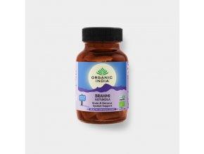BIO Kapsle Brahmi 60 kapslí Organic India