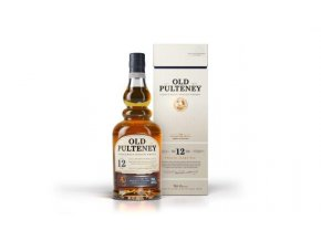 Whisky Old Pulteney 12y 0,7 l