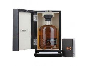 Whisky Balblair 1965 0,7 l