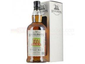 Whisky Hazelburn 12y 0,7 l