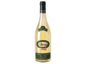 Pinot Grigio Villa Canlungo Green Label Venezia Giulia IGT 2016 0,75l