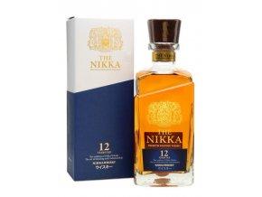 Whisky Nikka 12YO v dárkovém balení 43% 0,7l