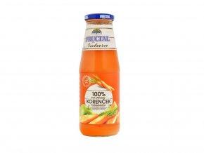 Fructal Natura Mrkev 100% šťáva 0,7L