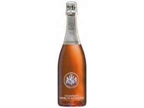 Champagne Barons de Rothschild Brut Rose 0,75l