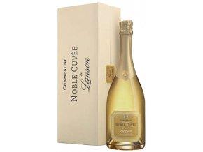 Lanson Noble Cuvee Blanc de Blanc Brut vintage v dárkovém boxu 2000 0,75l