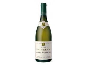 Domaine Faiveley Pulligny Montrachet 1er Cru Champgains blanc 2013 0,75l