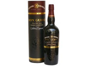 Sherry Pedro Ximenez Don Guido 20 Years Old 18% 0,75l