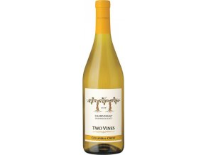 Two Vines Chardonnay 2015 0,75l