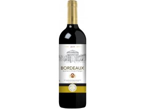 Bordeaux Rouge AOC 0,75L Grand Vins de Gironde