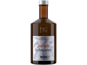 Absinth Justifiée & Ancienne absinthe 65% 0.5l Žufánek