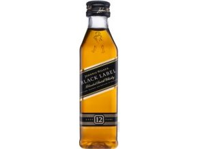 Johnnie Walker Black 0.05l mini