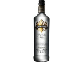 Vodka Smirnoff black 0.7l