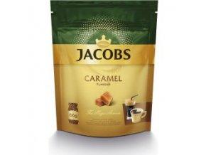 Káva Jacobs Caramel instantní 66g