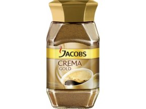 Káva Jacobs Crema gold in.100g